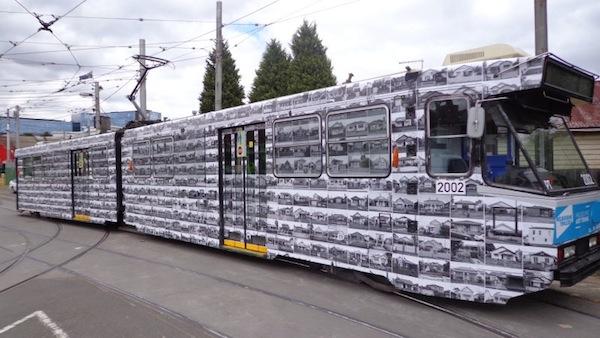 Tram 2002 by David Wadelton