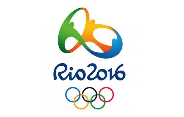 Typography for the 2016 Rio Olympics, designed by Dalton Maag