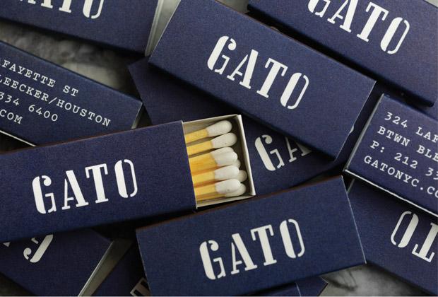 Pentagram S Factory Aesthetic Identity For Gato