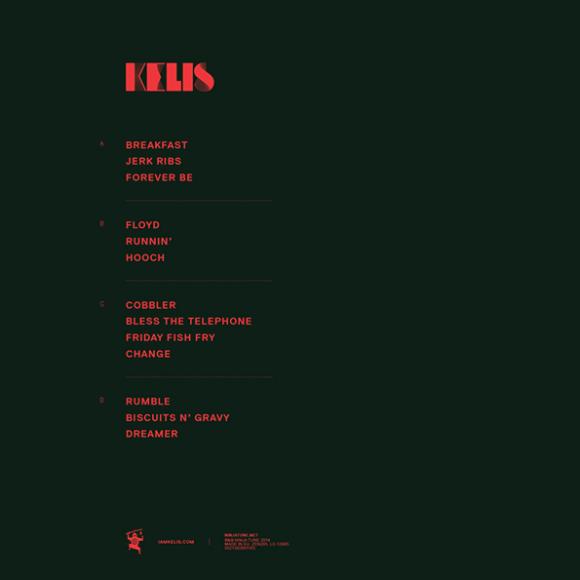 Leif Podhajsky S Album Artwork For Kelis Desktop