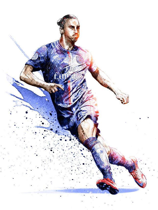 Football Illustrations   Desktop