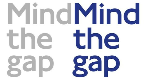 Old versus new: Mind the gap