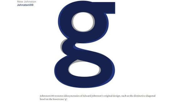 Old (grey) versus new (blue): comparing lowercase g