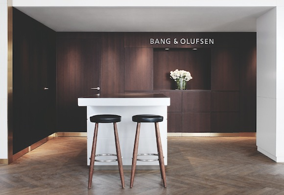 Bang and Olufsen Copenhagen global retail concept 3