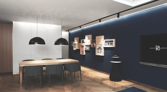 Bang and Olufsen Copenhagen global retail concept 5