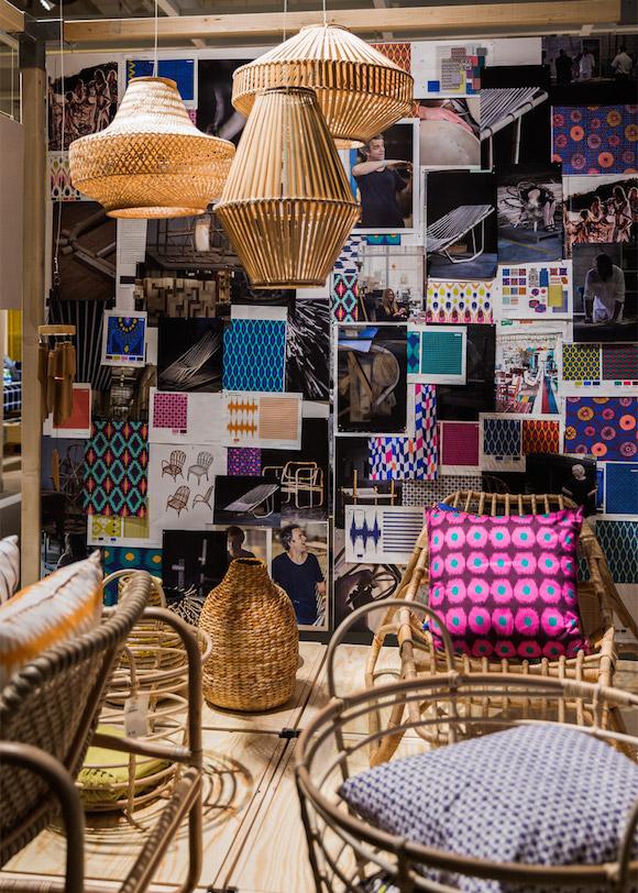 Piet Hein Eek Jassa collection for IKEA
