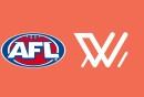 AFLW Logo - single